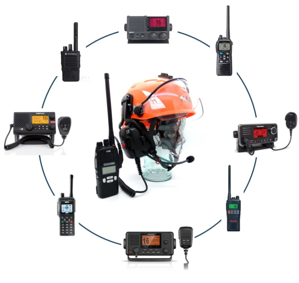 Improved Sound from your VHF Marine Radio