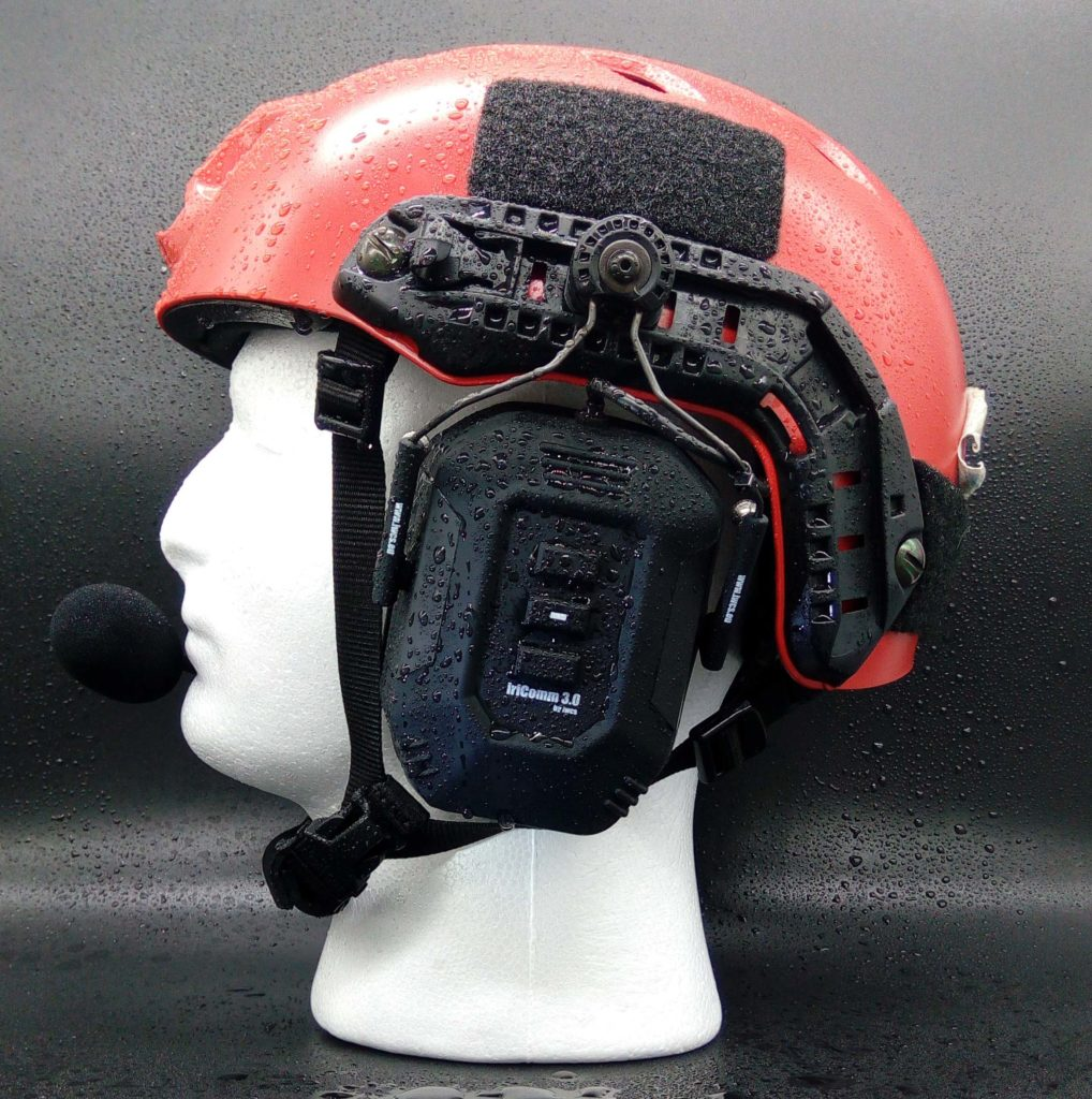 Helicopter-Sar Helmet