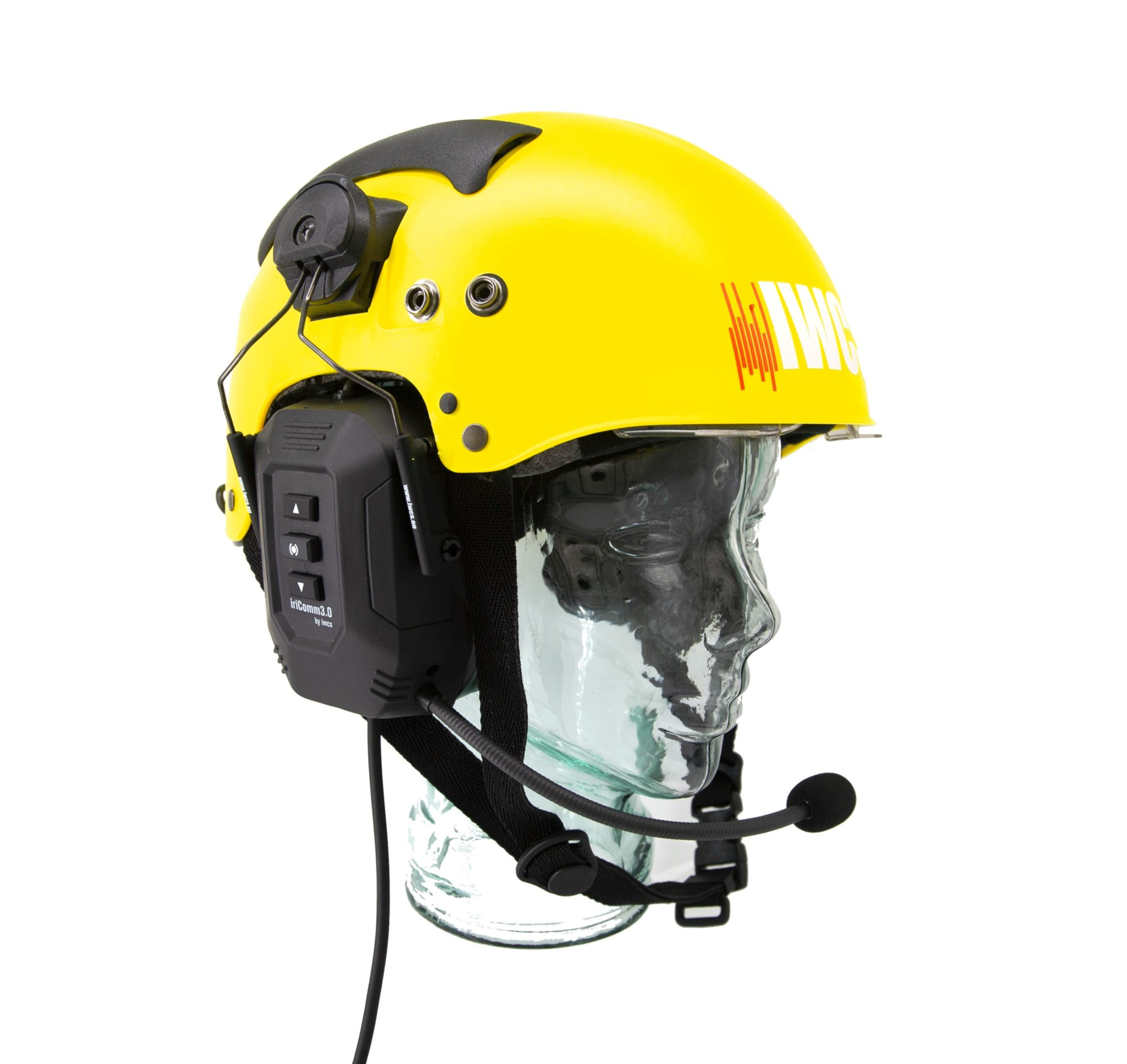Waterproof and crystal clear communication - helmets