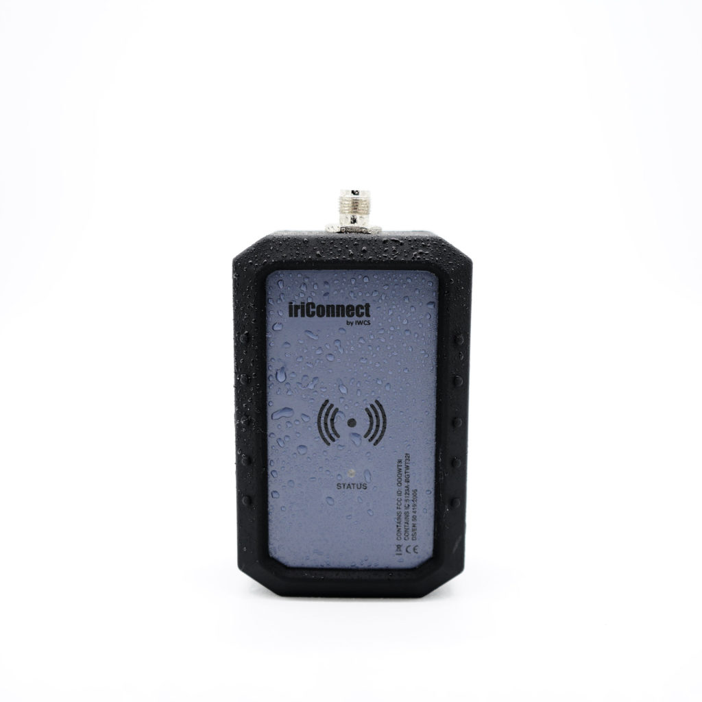 iriConnect External Product seen from front